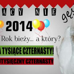 MEMY: Nowy Rok bieży…